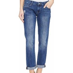 DL1961 Anthropologie Riley Boyfriend Jeans